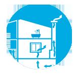 Soluciones y asesoría para protegerte frente al radón